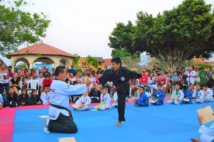 Bul Gul e Moo sa Taekwondo Guerrero Indomable Huatulco