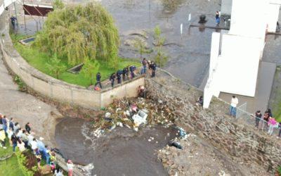 Desaparecidas por la fuerte lluvias en Jalisco