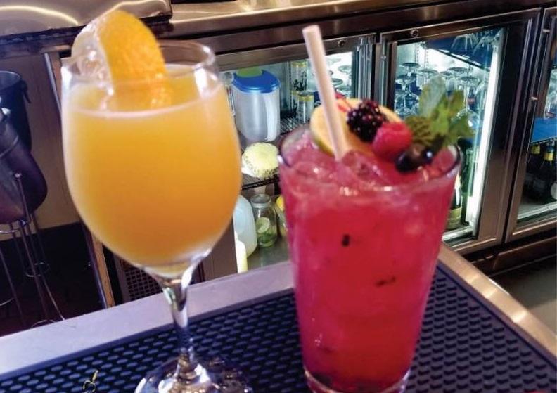 El arte de preparar diversas bebidas
