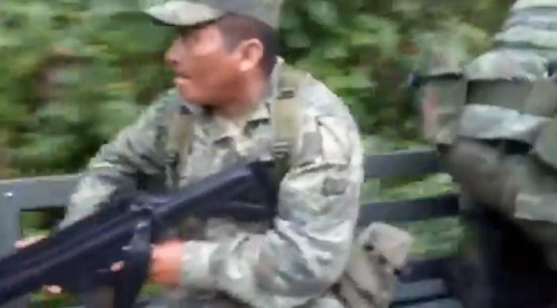 En emboscada matan a tres militares en Guerrero