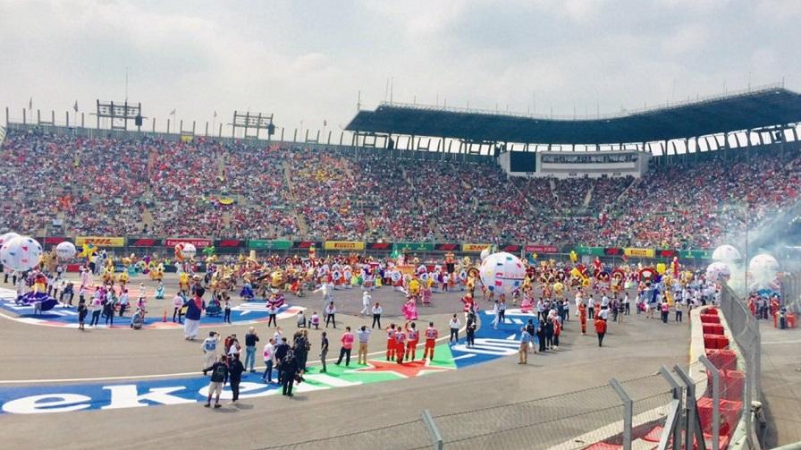 Oaxaca engalana el Gran Premio de México