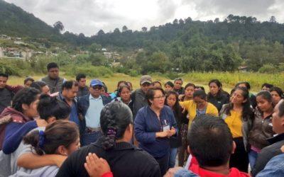 Capacita IEEPO a personal de casas y comedores indígenas en Oaxaca