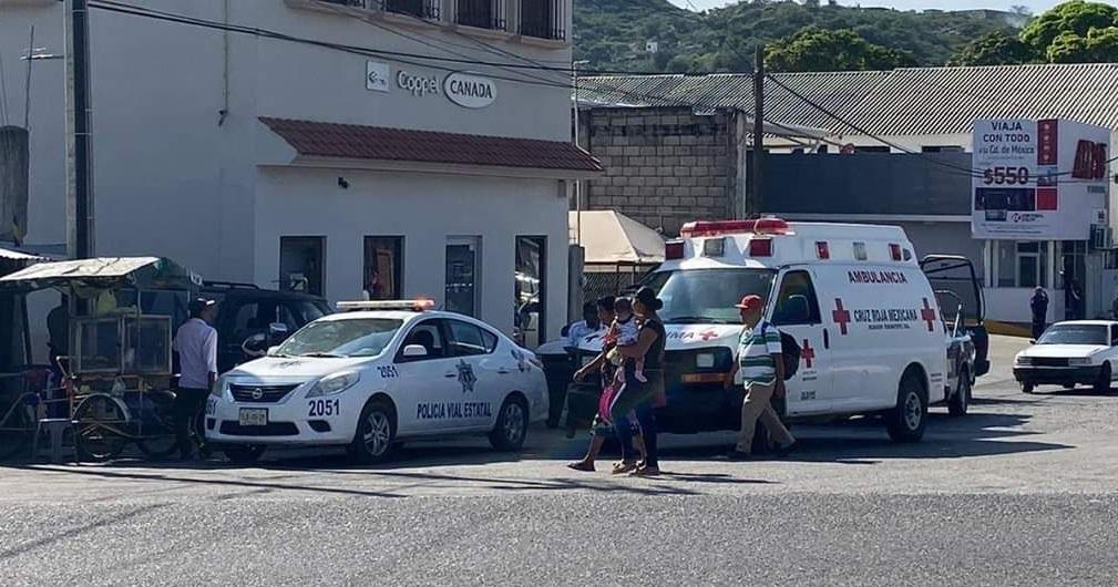 Comando armado atraca tienda departamental en Tehuantepec
