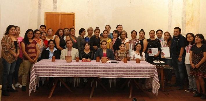 Concluye IEEPO Seminario Educación Intercultural un Derecho de Niñas, Niños y Adolescentes