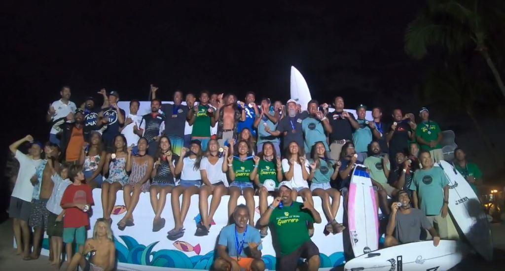 Oaxaca es campeón en Zicatela