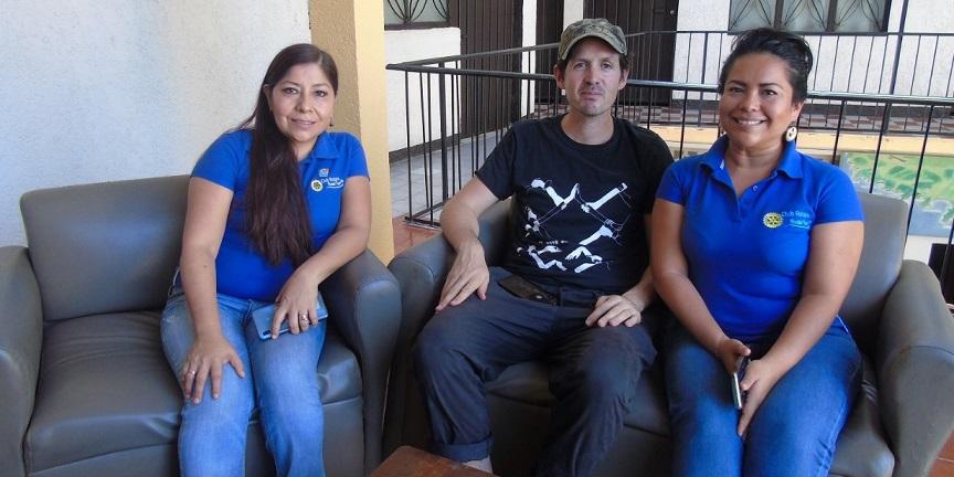 Proyectan cine mexicano con causa en Pochutla