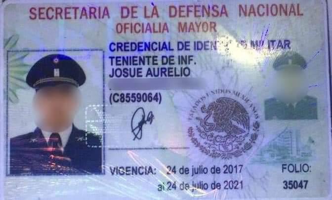 Detienen a Teniente del ejército con cargamento de cocaína