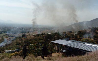 Zafarrancho en Xoxo por conflicto agrario, hay un muerto y dos heridos