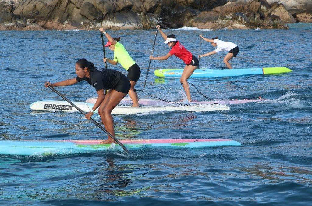 Zipolite despide los Juegos Nacionales de Surf