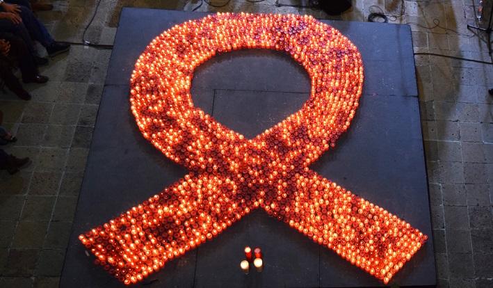 Conmemora Coesida Día Mundial del Sida en el MACO