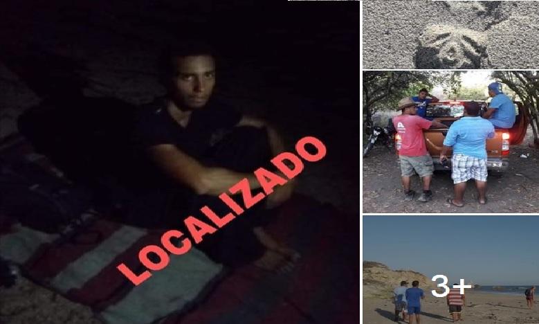 Es localizado después de haber sido reportado desaparecido en Copalita