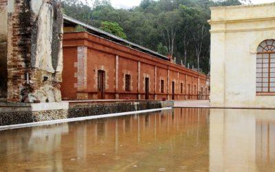 """Una plataforma para los artistas en Oaxaca es el centro de las artes """"SAN AGUSTÍN""""."""