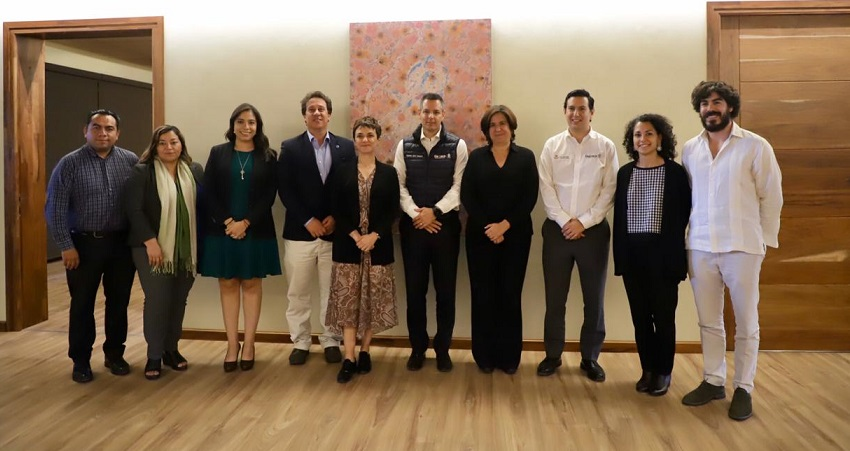 Reconoce FAO trabajo del Gobierno de Oaxaca para garantizar la seguridad alimentaria