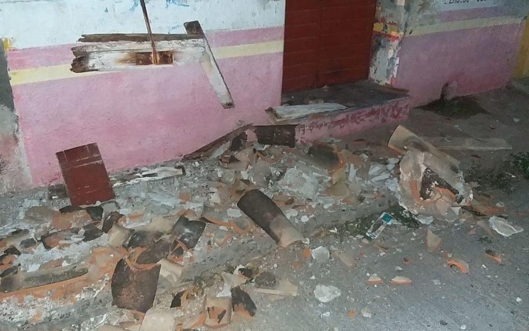 Emite Segob declaratoria de emergencia en dos municipios de Oaxaca por sismo