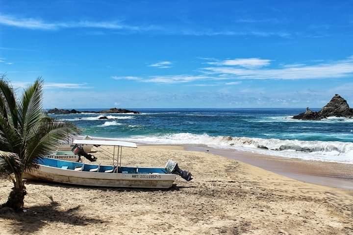 Denuncian que agencia municipal de Mazunte ahuyenta el turismo