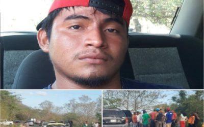 Muere joven motociclista tras accidente vial en Santiago Astata