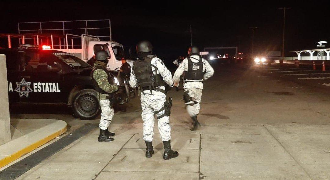 SE INTENSIFICA LA VIGILANCIA EN LA FRONTERA SUR TRAS HECHOS REGISTRADOS EN JALISCO