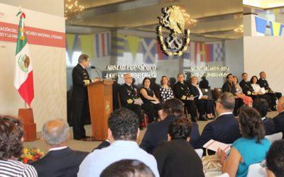 """Sector naval de Huatulco invita a participar en el xii concurso nacional literario """"Memorias deL viejo y la mar"""" 2020"""