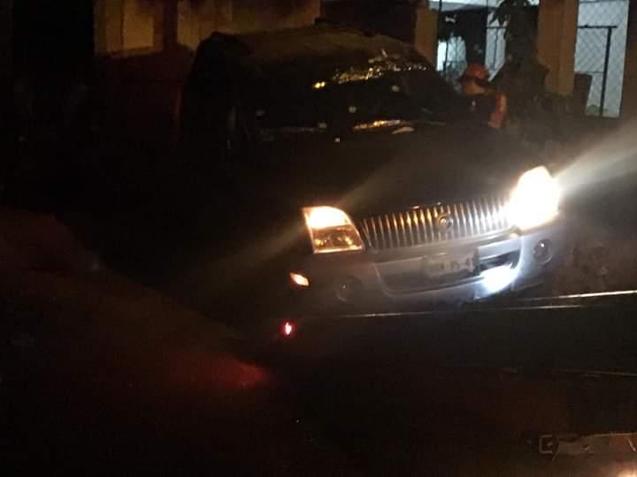 Secuestradores se enfrente con la estatal en Pinotepa Nacional