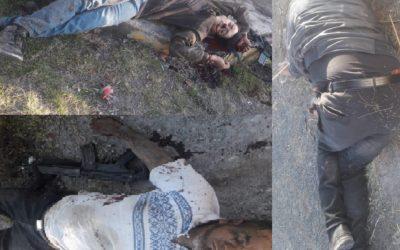 Sicarios atacan a Guardia Nacional y salieron muertos