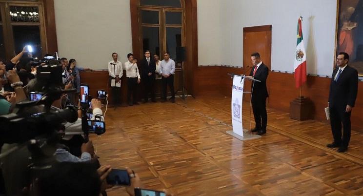Anuncia Gobierno de Oaxaca medidas preventivas ante COVID-19