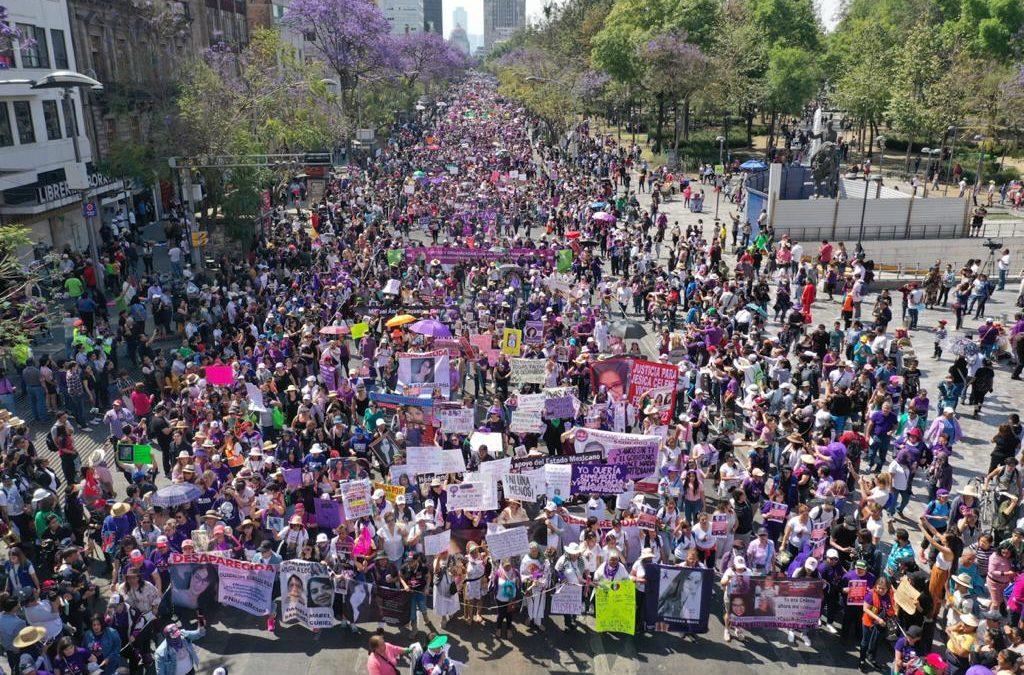 ONU México llama a escuchar las voces de las mujeres que claman igualdad y justicia
