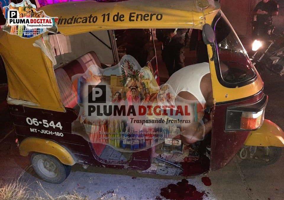 Sigue la matanza en Juchitán