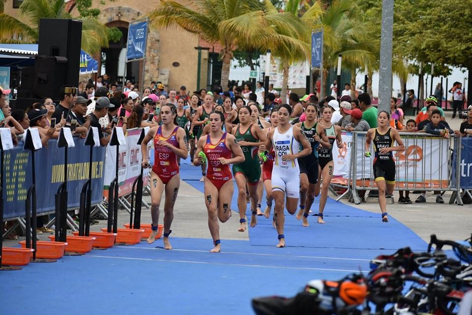 Participantes extranjeros cancela reservaciones para el triatlón en Huatulco