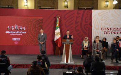 Oaxaca en alerta amarilla; vital no bajar la guardia en la transición a la nueva normalidad: AMH