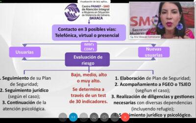 Naciones Unidas retoma acciones de Oaxaca para prevenir violencia de género