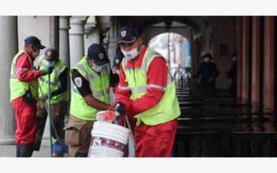SSPO fortalece medidas de prevención para evitar contagios por COVID-19