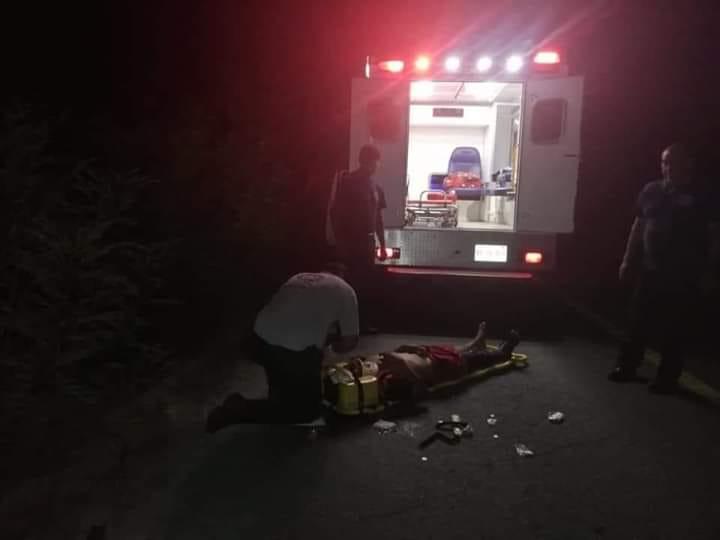 Atacan a persona con arma de fuego en Huatulco