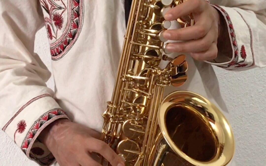 """Transmitirá Seculta el video """"La otra cara del saxofón"""""""