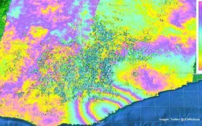 NASA: Sismo en Oaxaca desplazó casi medio metro la superficie terrestre