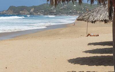Se reactiva el turismo en puerto Ángel