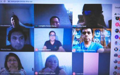 Realiza CECyTEO de forma virtual  Jornada de Formación Docente 2020-2