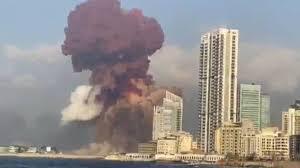 Se registra explosión en el puerto de Beirut; hay al menos 60 muertos bullet