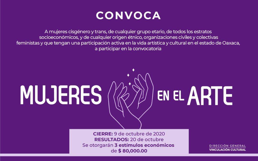 Fomenta Seculta la creación artística y cultural de colectivas y agrupaciones de mujeres