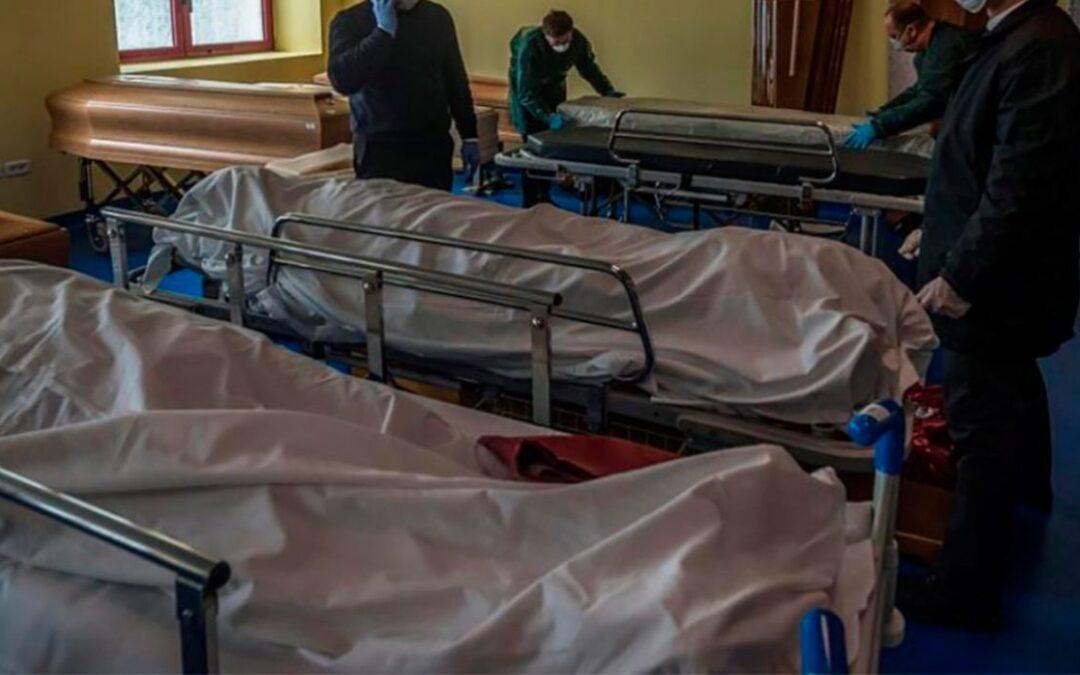 Actualiza IOAM número de migrantes oaxaqueños fallecidos  en los Estados Unidos por COVID-19