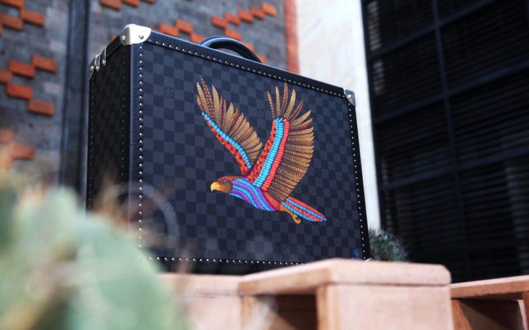 """El arte popular de Oaxaca trasciende fronteras con la colección """"Powers Animals"""" de Louis Vuitton"""