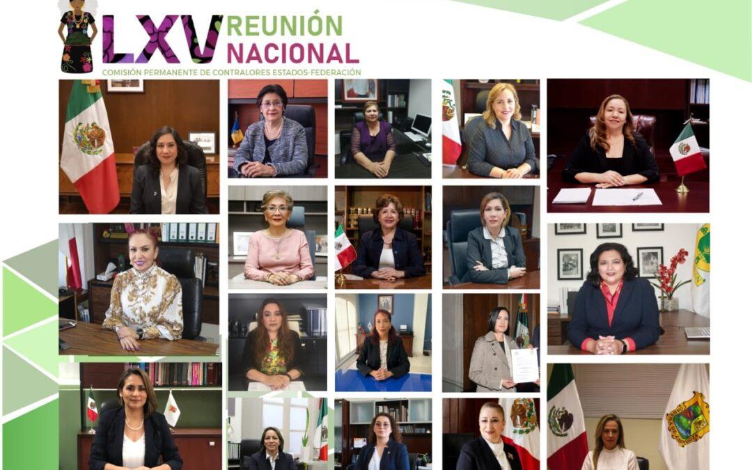 Reconoce SFP en el trabajo de los Contralores del país la transformación del combate a la corrupción