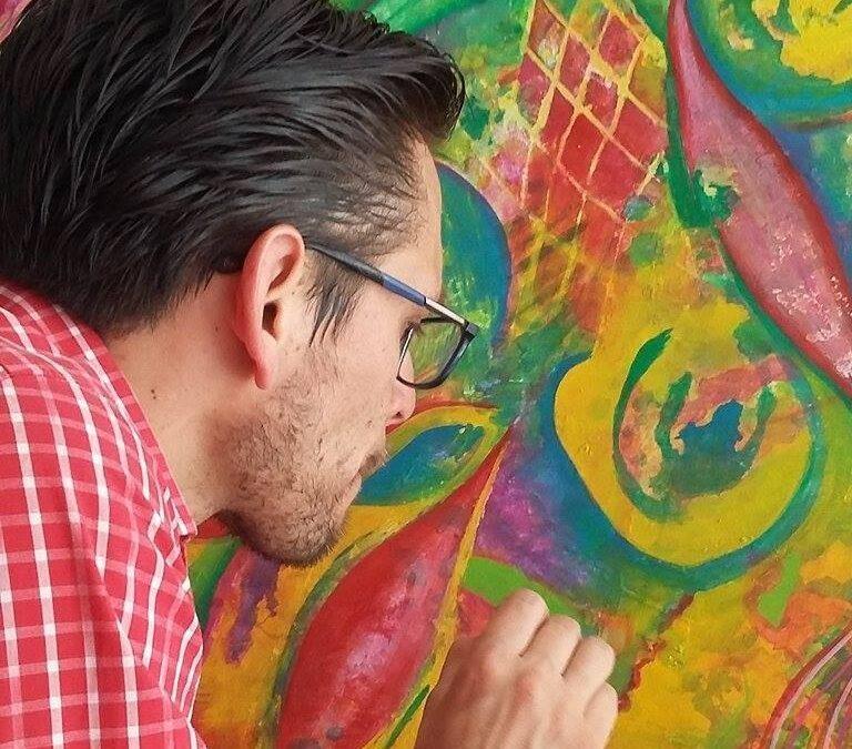 En París organizan galería virtual de artistas oaxaqueño Carlos Fuentes García