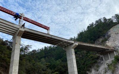 La construcción de las autopistas Mitla – Tehuantepec y Barranca Larga – Ventanilla es una realidad