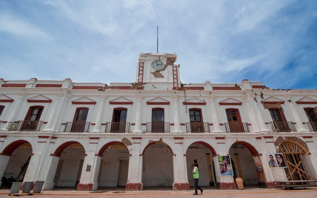 """En una región del Istmo de Tehuantepec, la frase """"renovarse o morir"""" se aplica literalmente"""