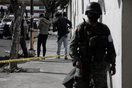 SIETE MUERTOS EN MASACRE CERCA DE SAN LUIS POTOSÍ