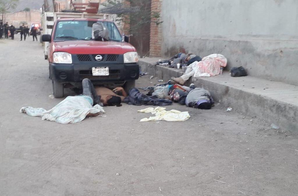 Un mutihomicidio en el municipio de Tonalá Jalisco.