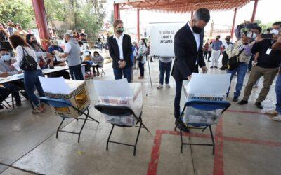 Gana Morena mayoría de municipios y congreso local en Oaxaca