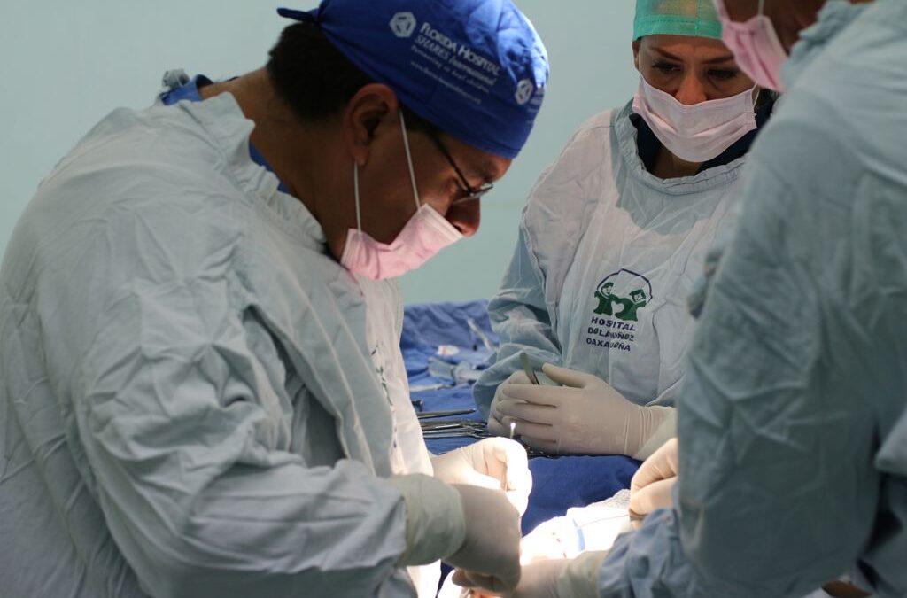 Brindan los SSO tratamiento integral a pacientes con labio y paladar hendido