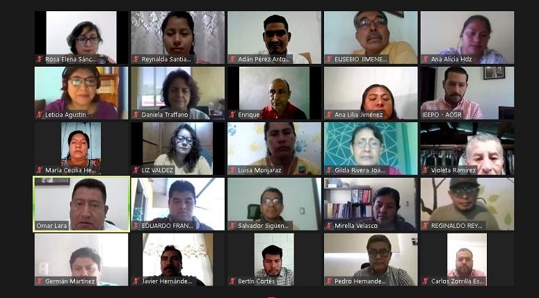 Conmemora IEEPO Día Internacional de los Pueblos Indígenas con jornada cultural