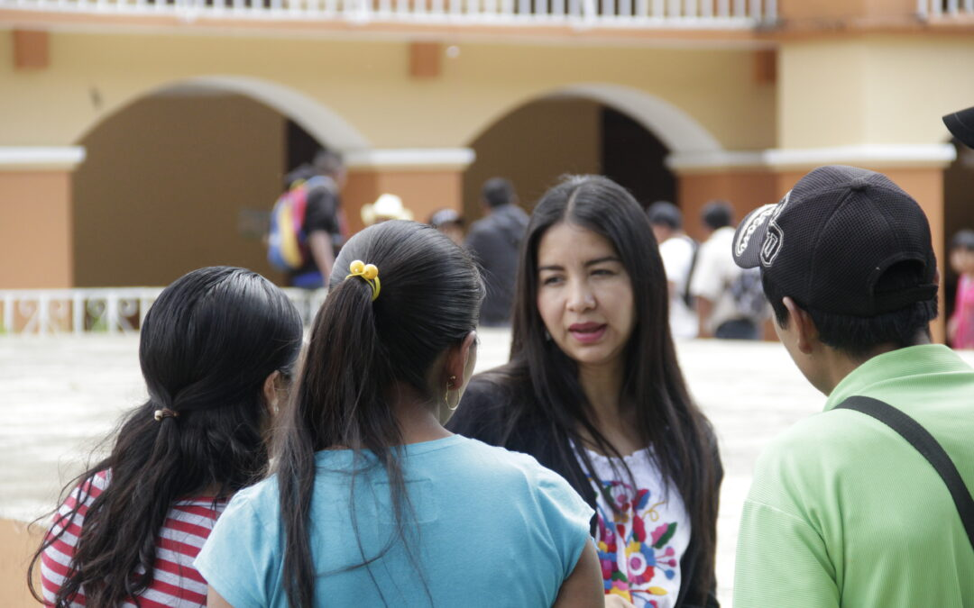 SMO e IEEA invitan a mujeres a concluir la primaria o secundaria